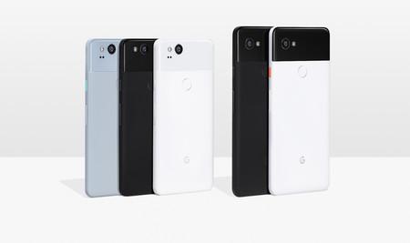 Google Pixel 2 Cabecera