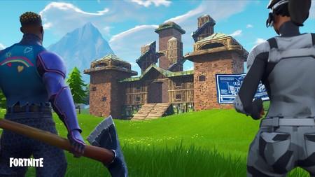 Patio de Juegos será un modo permanente en Fortnite, aunque tardará en llegar