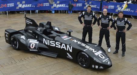 El Delta Wing volverá a competir en el Petit Le Mans