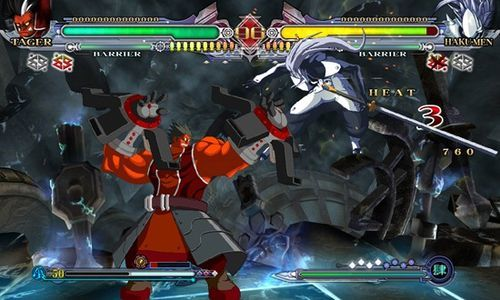 200310 - BlazBlue: Continuum Shift