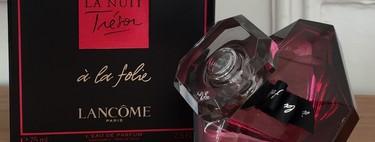 Probamos la La Nuit Trésor à la Folie, el nuevo y súper elegante perfume de Lancôme