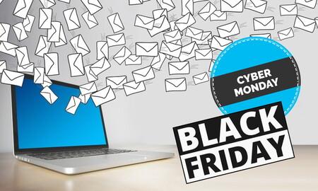 Cómo darse de baja de listas de correo aprovechando el Black Friday y el Cyber Monday