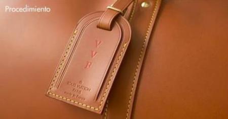 Louis Vuitton y cómo personalizan su servicio de marroquinería