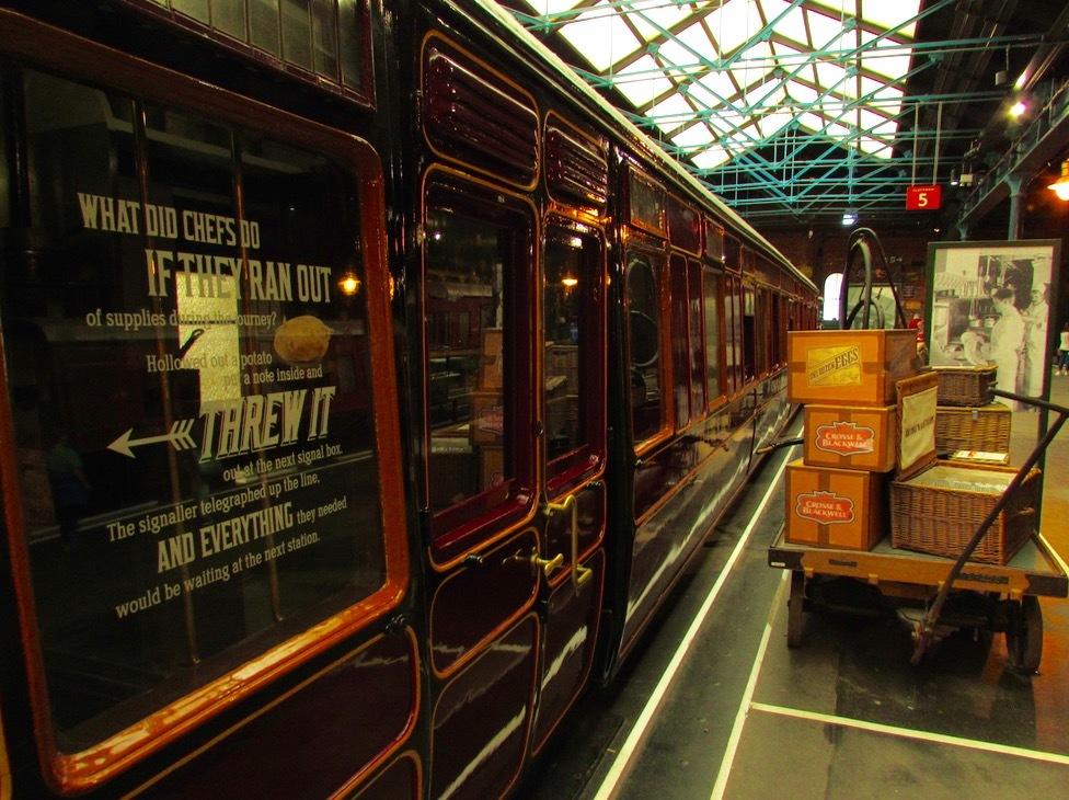 Foto de Museo Nacional del Ferrocarril York (3/10)