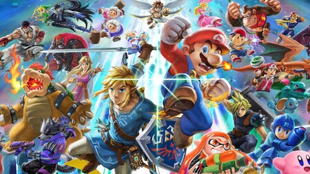 El próximo personaje de Super Smash Bros. Ultimate se revelará el 1 de octubre