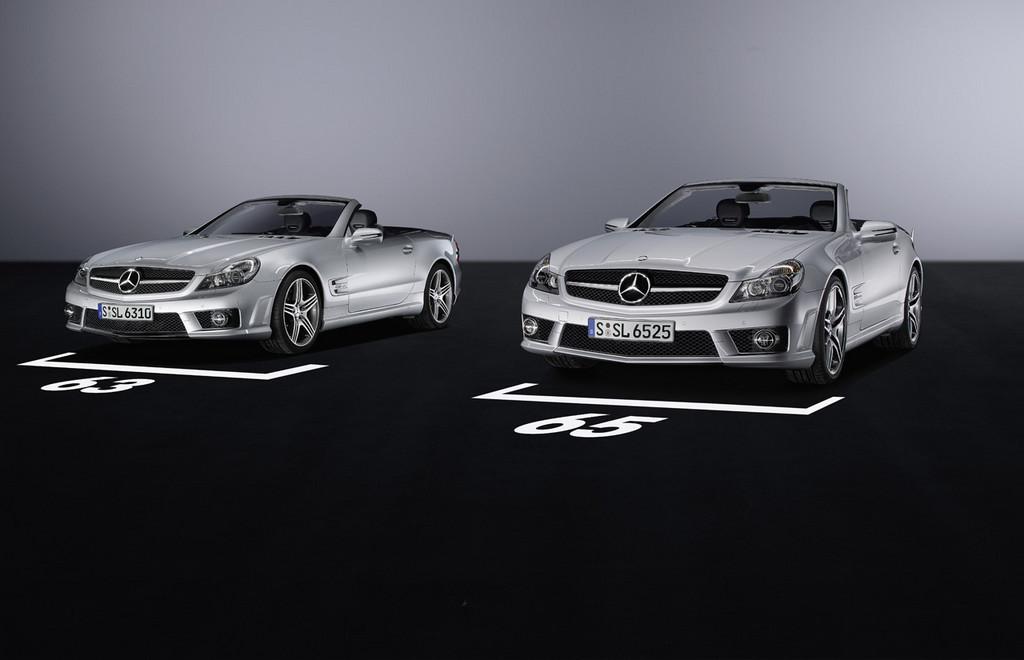 Foto de Mercedes-Benz SL 63 AMG y SL 65 AMG (1/10)