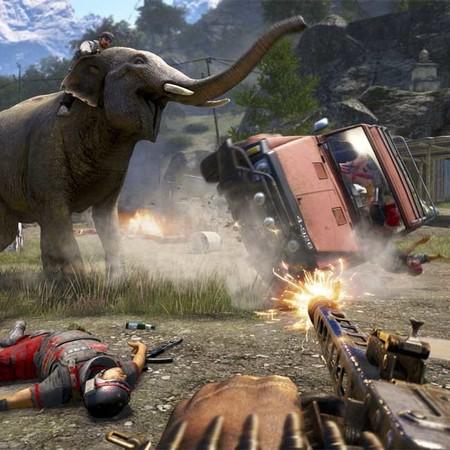 Tras cuatro horas con Far Cry 4, esto es lo que me he encontrado