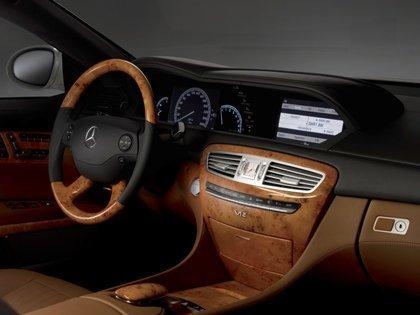 Más fotos del Mercedes Benz CL