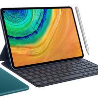 """MatePad Pro llega a México: la tablet """"profesional"""" de Huawei con soporte para teclado y M-Pen, este es su precio"""