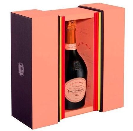 Laurent-Perrier lanza la Cuvée Rosé Edición Limitada Navidad 2011