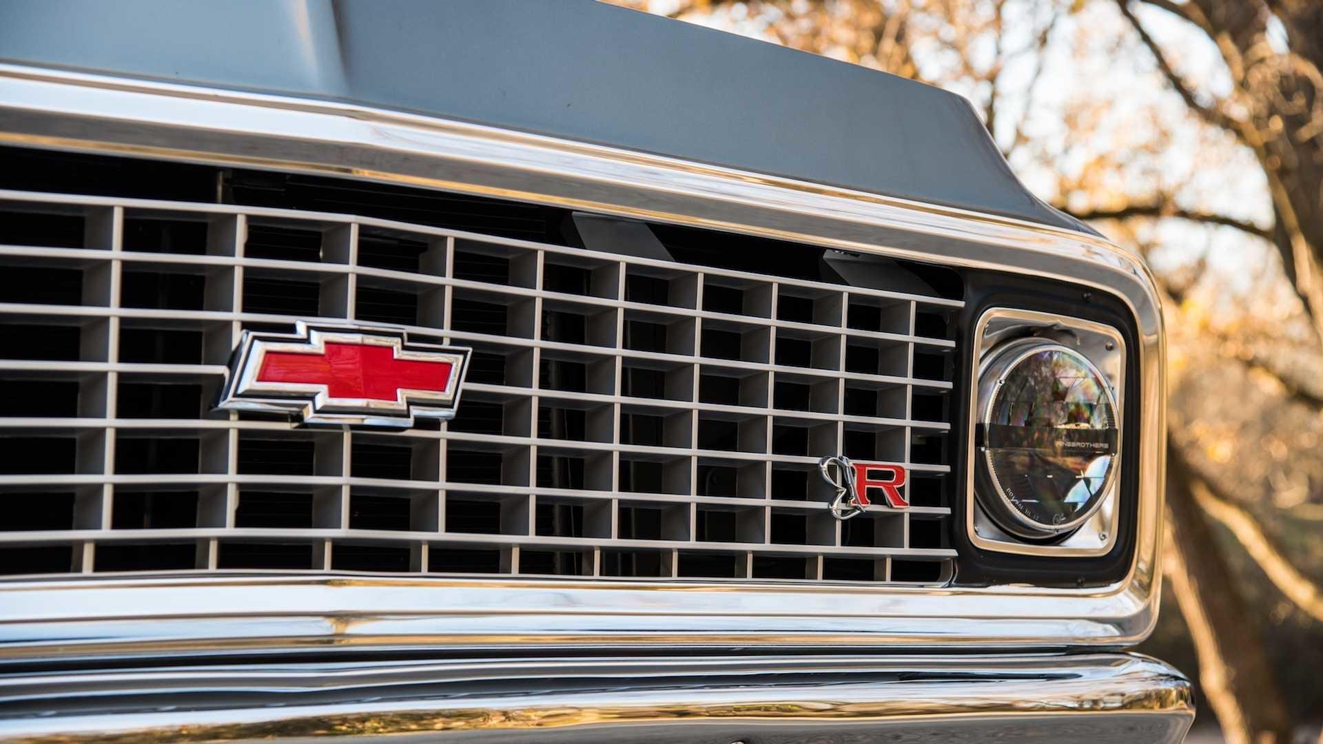 Foto de Ringbrothers Chevrolet K-5 Blazer 1971 (65/73)