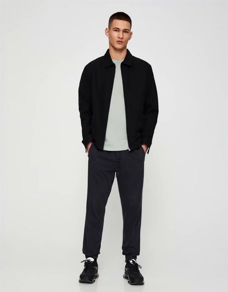 Blanco Y Negro Black White Pull Bear Collection 2020 9