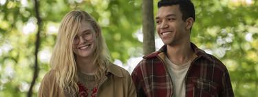 El nuevo drama romántico de Elle Fanning en Netflix es la excusa que necesitas para quedarte en casa disfrutando de una sesión de cine y palomitas