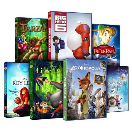 Pack Mejores Clasicos Disney