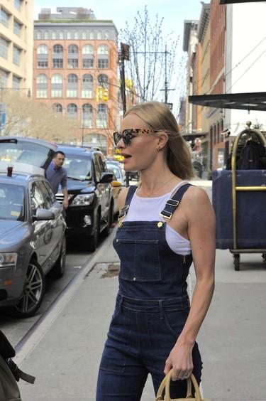 Kate Bosworth apuesta por Asos (y Loewe)