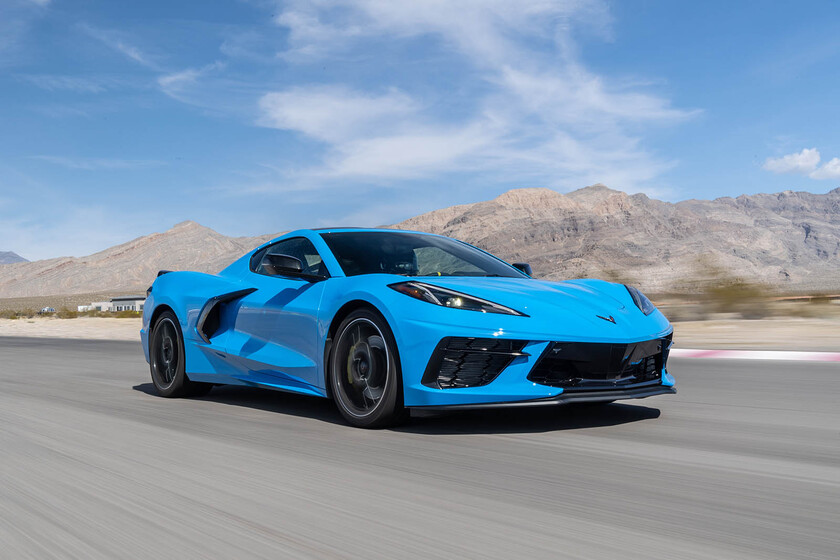 ¡Por fin! Es oficial, el Corvette Stingray llegará a Europa en octubre de 2021 y costará menos de 100.000 euros