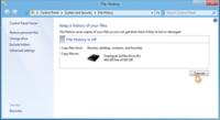 Del nuevo sistema de copias de seguridad de Windows 8: publicados todos los detalles sobre File History