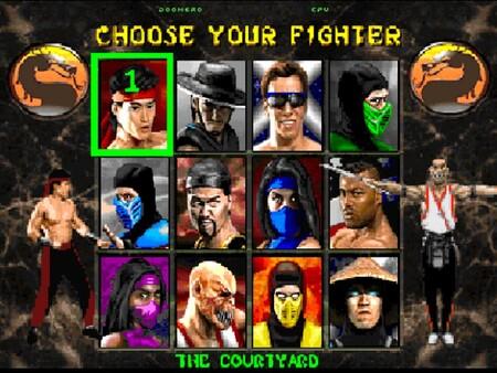 Un modder ha creado con DOOM II una versión completa de Mortal Kombat II. Sí, ¡un juego de lucha a partir de un FPS!