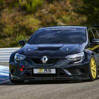 ¡Extremo! El Renault Mégane R.S. TC4 tiene 360 CV y una configuración de carreras sólo para 30 afortunados