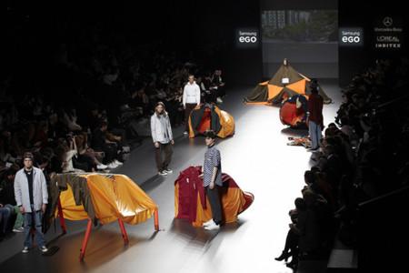 Gomez Samsung Ego Innovation 2015 tiendas parkas