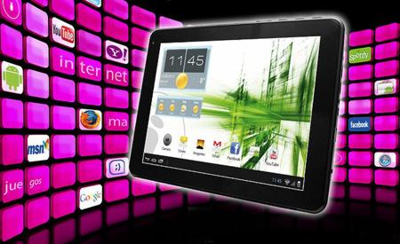 i-Joy X2 también se apunta al carro de tablets Android de doble núcleo