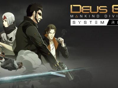 System Rift, el primer DLC de Deus Ex: Mankind Divided, ya se puede descargar