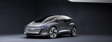 Audi AI: ME, más que un medio de transporte, una nueva forma de disfrutar de los trayectos