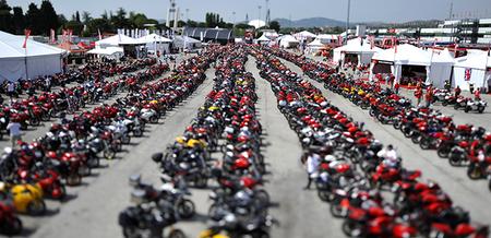 Ducati no entiende de crisis, nuevo récord de ventas y de ingresos