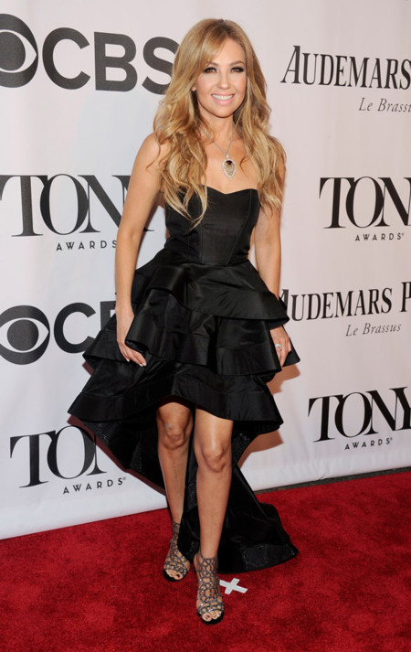 Thalia Tony Awards 2014
