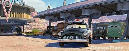 Nuevo trailer de Cars