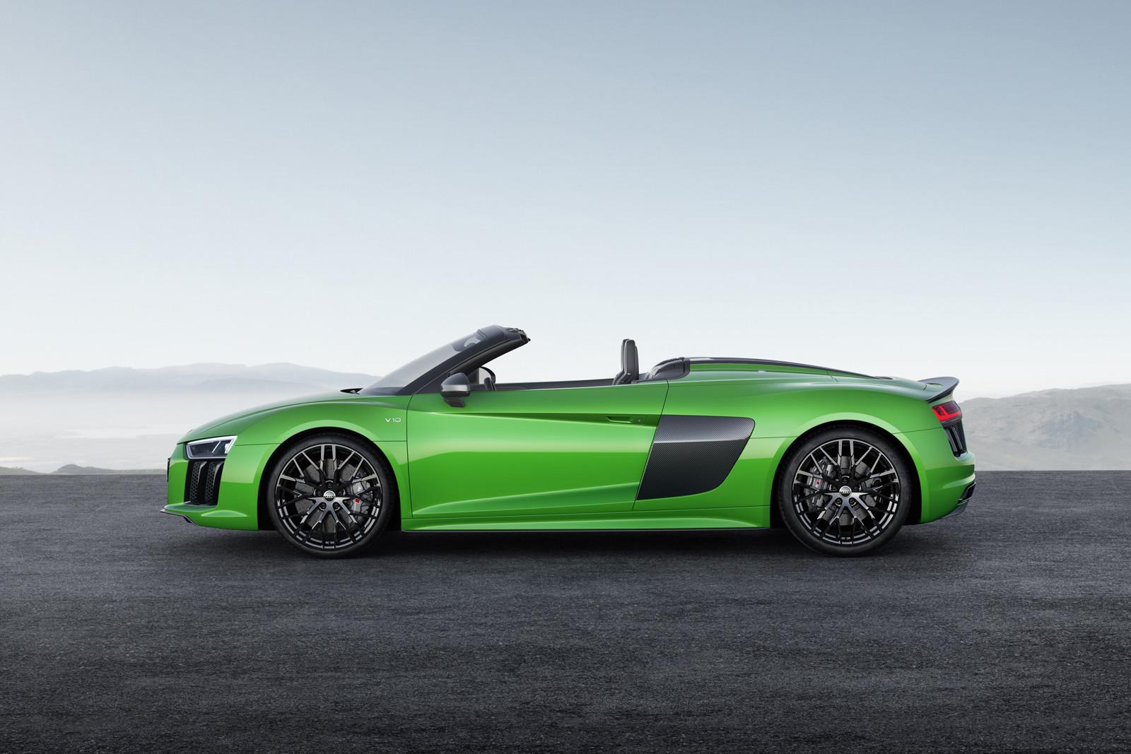 Foto de Audi R8 Spyder V10 Plus (3/10)