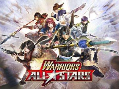 El crossover definitivo de Koei Tecmo se llama Warriors All-Stars y llegará el 1 septiembre a PS4 y PC