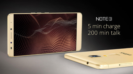 Infinix Note 3 Mexico