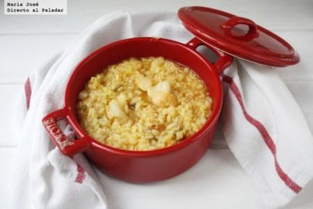 arroz bacalao