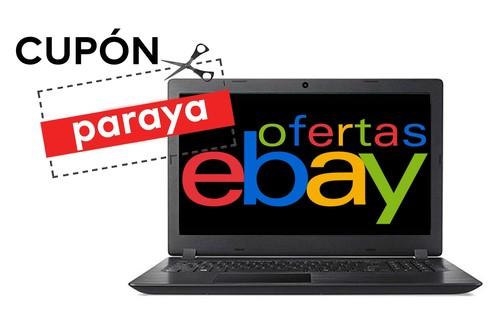 9 portátiles AUS, HP o Lenovo que te saldrán más baratos si los pides usando la app de eBay y usas el cupón PARAYA