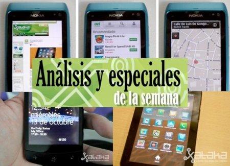La irrupción de Windows Phone 7 y la catarsis del Nokia N8: análisis y especiales de la semana