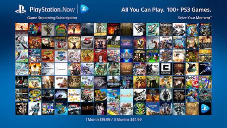 PlayStation Now anuncia su modelo de suscripción, streaming de juegos por 19.99 dólares al mes