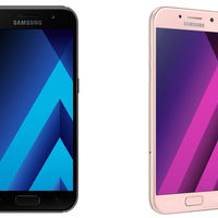Samsung Galaxy A3 y A5 2017: la nueva gama media de Samsung con USB C y resistente al agua