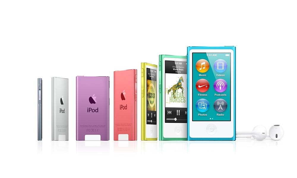 iPod Nano 7G