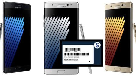 Samsung Galaxy Note 7 Seguro Marca