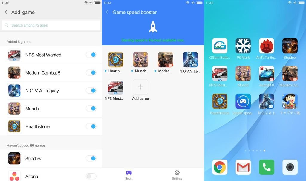 Xiaomi Game Booster
