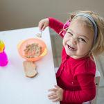 Los niños pueden enseñarnos hábitos de alimentación saludables