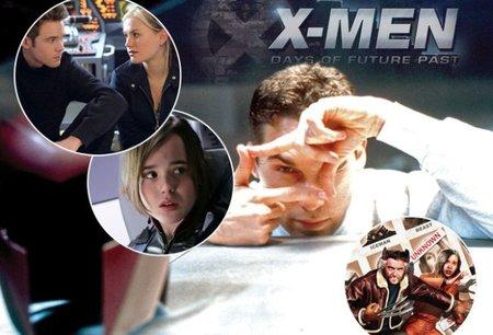 Anna Paquin, Ellen Page y Shawn Ashmore también estarán en 'X-Men: Days of Future Past'