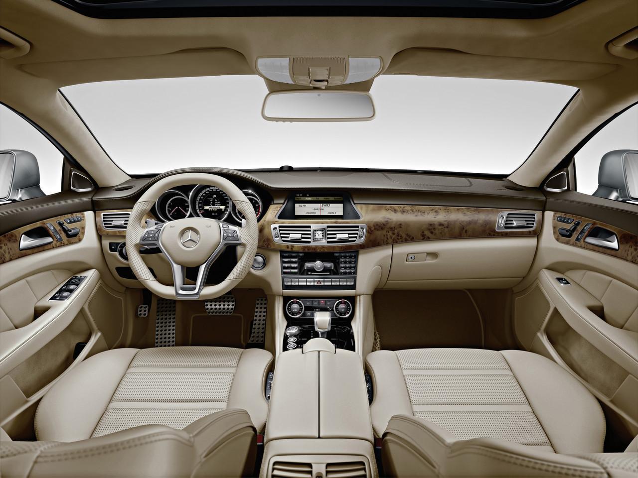 Foto de Mercedes CLS 63 AMG 2011 (23/30)
