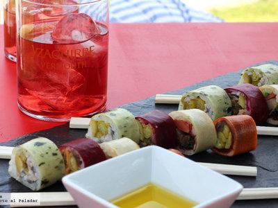 El aperitivo ideal: vermut, croquetas y tortilla