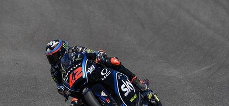 Un implacable Pecco Bagnaia vence en Le Mans ante la impotencia de Álex Márquez. Primer podio de Joan Mir