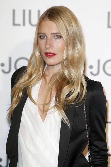 Dree Hemingway se deja ver por Madrid en la inauguración de Liu Jo ¿La más guapa de la fiesta?