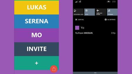 La aplicación oficial de 'Yo' llega a Windows Phone