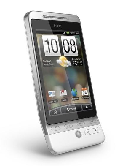 HTC Hero con Orange, precios y disponibilidad