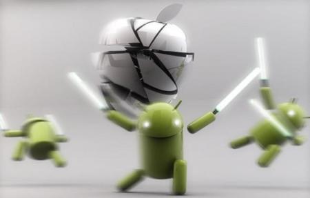 Cada vez se gana menos dinero con Android, cuidado Google